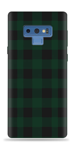 Plaid Green Design Phone Case