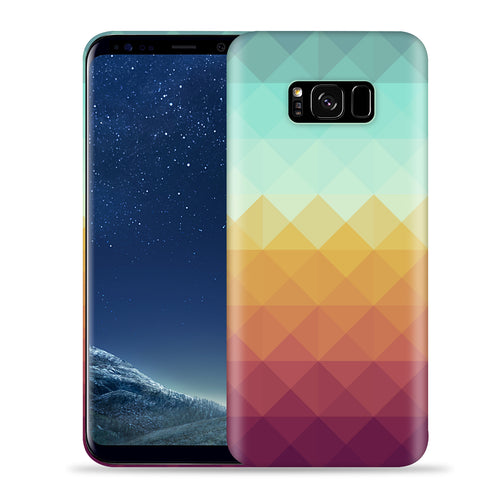 Pixel Waves Design Phone Case