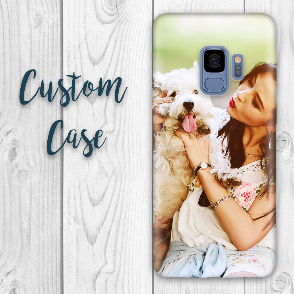Custom Samsung Galaxy S9. S9 Plus Cases.