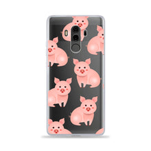 Load image into Gallery viewer, Pig Design Phone Case