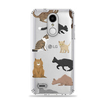 Load image into Gallery viewer, Cat Design Phone Case