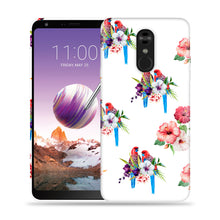 Load image into Gallery viewer, Birds With Flowers Design Phone Case