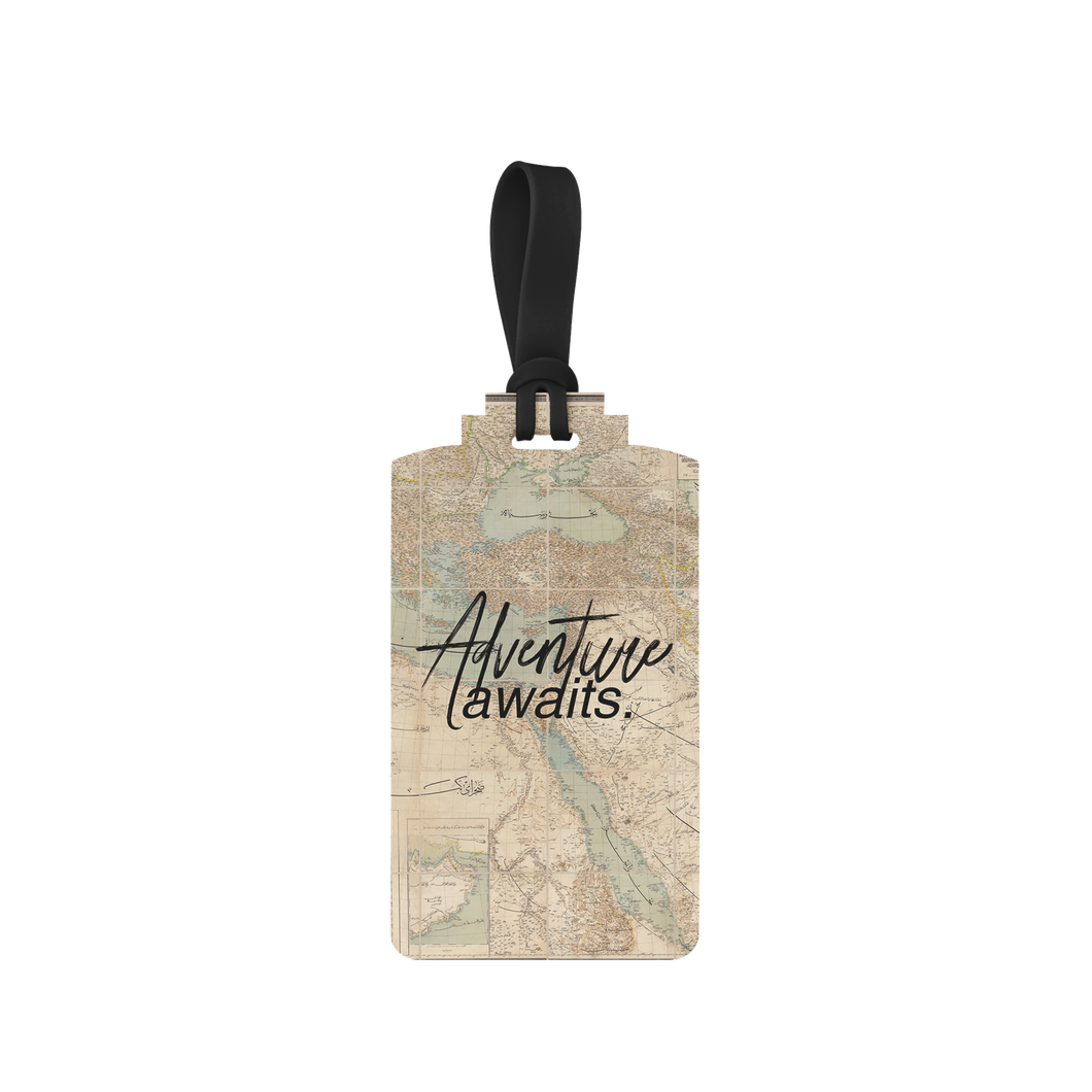 Personalized Luggage Tags.