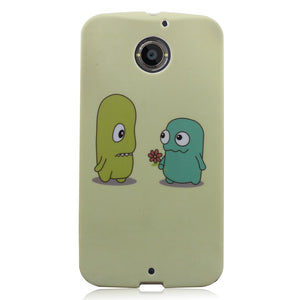 Monsterly Love Design Phone Case