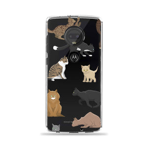 Cat Design Phone Case