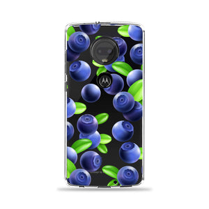 Blueberry Design Phone Case