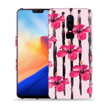 Load image into Gallery viewer, Flowers On Pink Design Phone Case