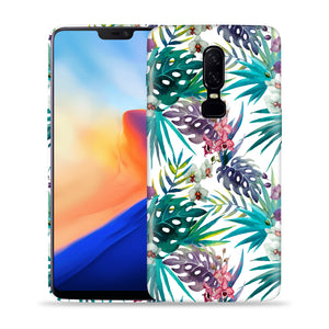 Leaves And Flowers Design Phone Case