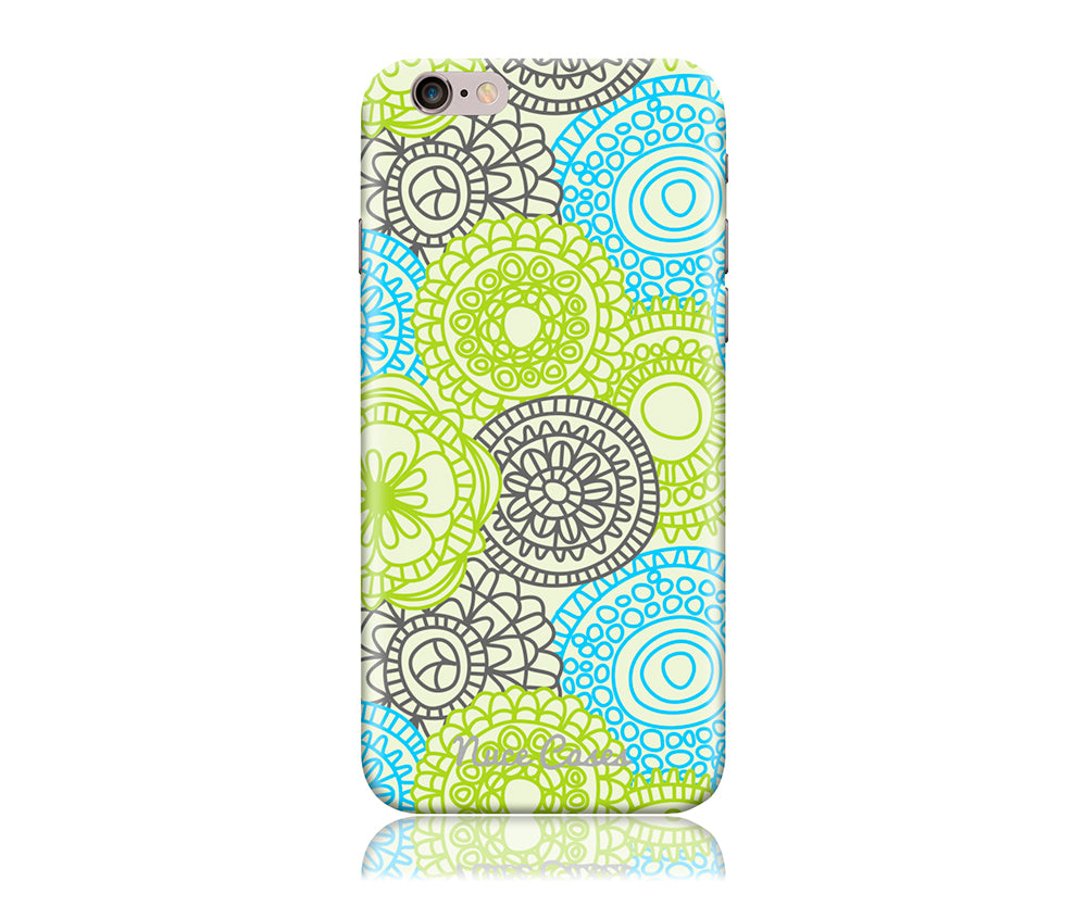 Sand Dollar Design Phone Case
