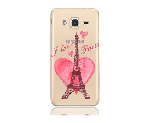 Just The Eiffel Tower Design Phone Case