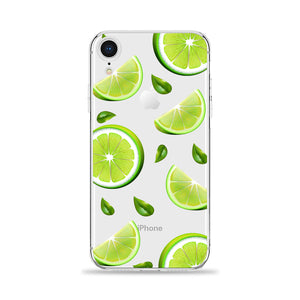 Lime Design Phone Case