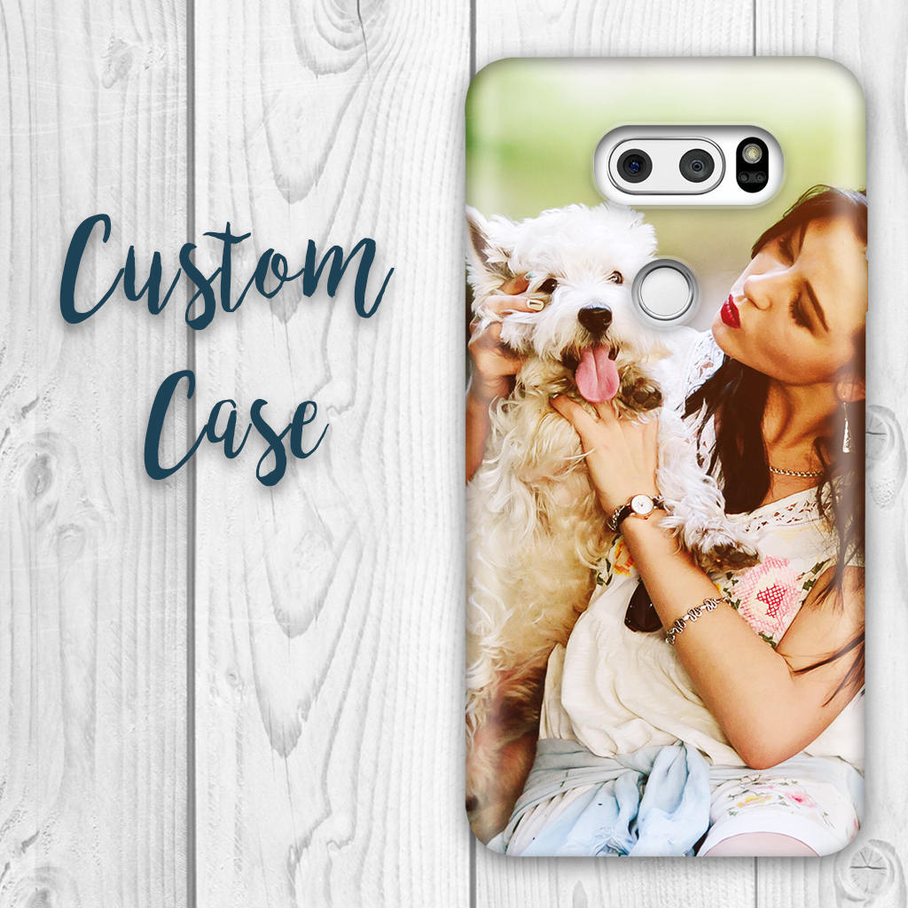 Custom LG V40. V30. V20 Phone Cases.