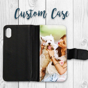 iPhone Wallet Custom Photo Cases iPhone 7 & X.