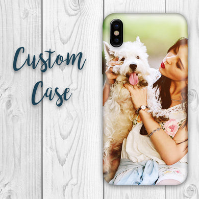 iPhone X - iPhone XR Case,  iPhone XS MAX  Custom Photo Case, Design Your Own Personalized Case, Monogrammed Phone,Anniversary Gift