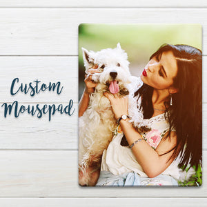 Custom Photo Mouse Pads. 3 Sizes.