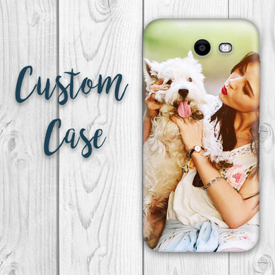 For Samsung Galaxy J3 Emerge Case/ J3 Prime/ J3 Eclipse/ J3 2017 / J3 Luna Pro/ Sol 2/ Amp Prime 2/ Express Prime 2/ Custom Photo Case
