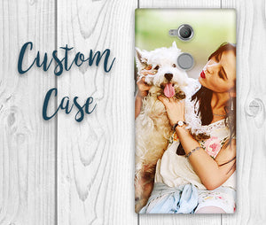 Custom Sony Xperia, XA, XZ, Phone Cases.