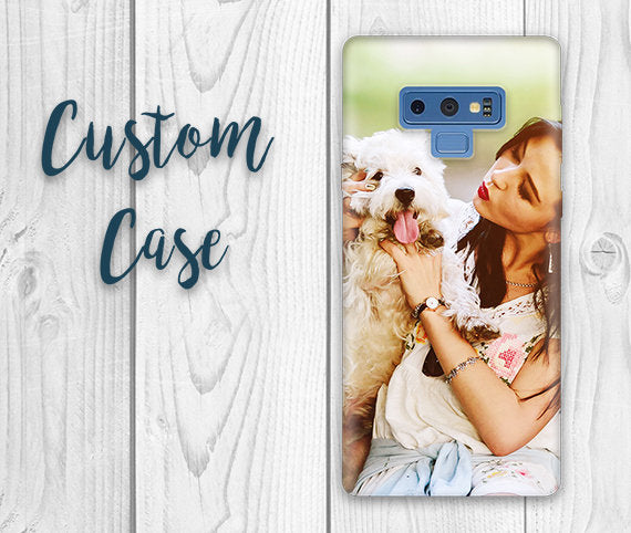 For Samsung Galaxy Note Models, Note 5, 8, 9, 10 #Custom Photo Case, Design Your Own Personalized Case Monogrammed Phone,,Anniversary Gift!