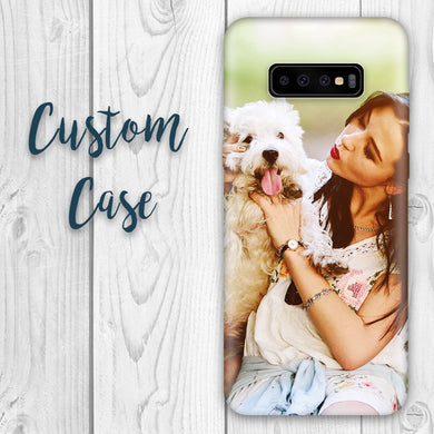 For Samsung Galaxy A10 (2019) Case /Galaxy A10 Case #Custom Photo Case,Design Your Own Personalized Case, Monogrammed Phone,Anniversary Gift