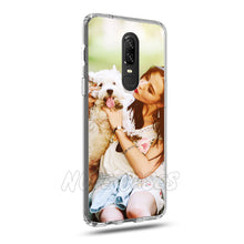 Load image into Gallery viewer, For All OnePlus Cases /One Plus 5 / 5t / 6 / 6t / 7 / 7 PRO #Custom Photo Case, Design Your Own Personalized Case, Monogrammed Phone!