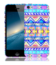Load image into Gallery viewer, Neon Lights Design Phone Case