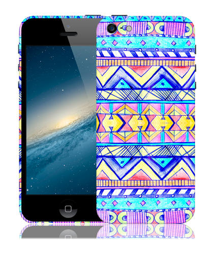 Neon Lights Design Phone Case