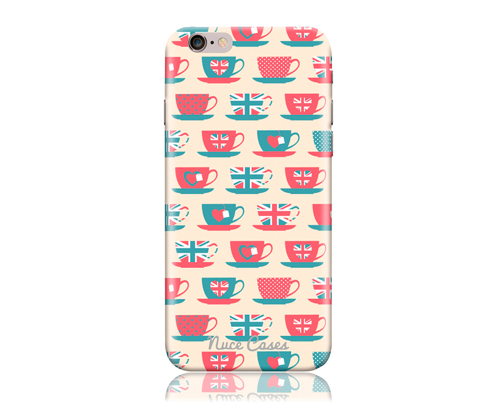 London Design Phone Case