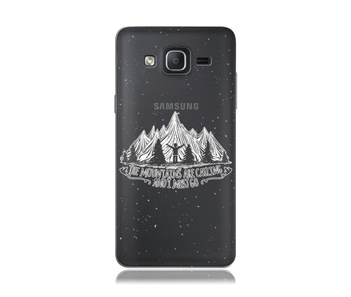 Mountains are Calling - When Nature Calls Design Phone Case