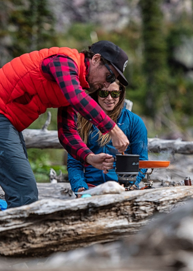 Backpacking Stove 2