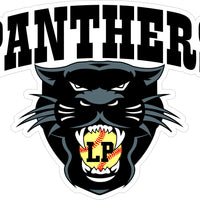 L.P.S.A. Panthers Decal
