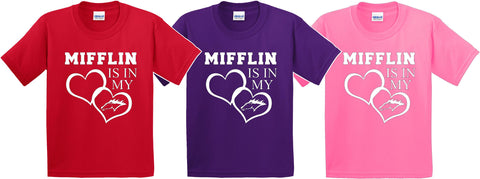 Mifflin Mustang - Valentine's Day Shirt (Youth)