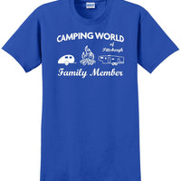 camping world happy camper shirt