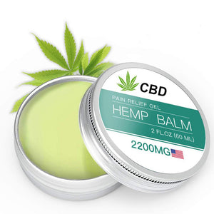 Pain Relief Hemp CBD Balm