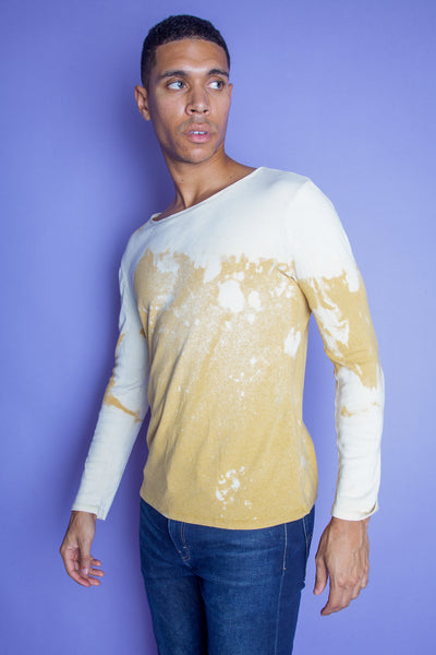 Bleached Long Sleeve