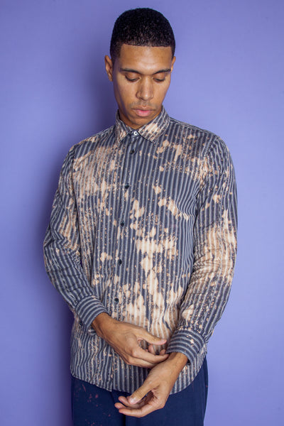 Acid Washed Button-up