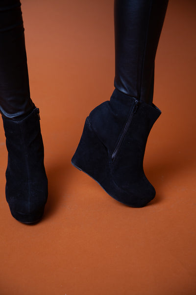 These boots are absolutely amazing. Personally, I've found that they can really be dressed up or down. They are also surprisingly comfortable.