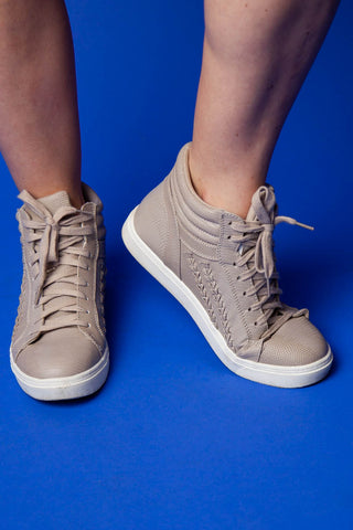 Fun Tan Sneakers