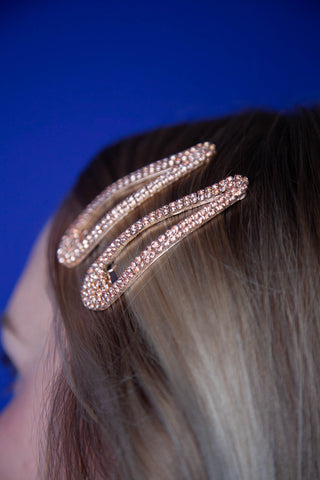 Bejeweled Clips