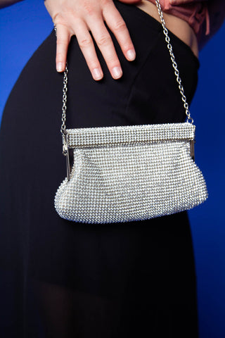 Bedazzled Purse
