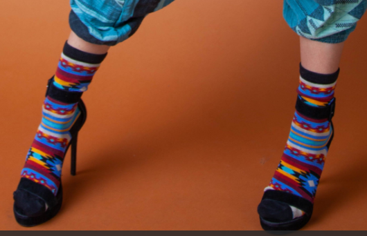 Funky Mutlicolored Socks