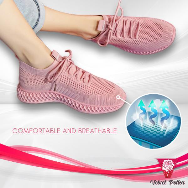 FlexLite Chic Sneakers