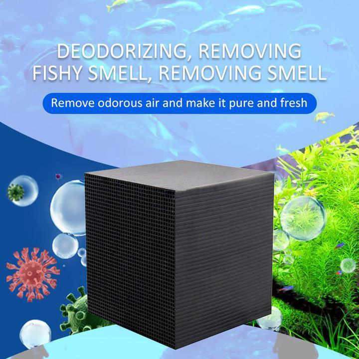 Eco-Aquarium Water Purifying Magic Cube