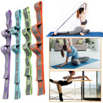 2 PCS Yoga Exercise Stretch Strap