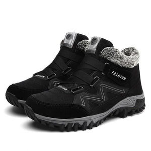 Men Women Casual Boots With Plush