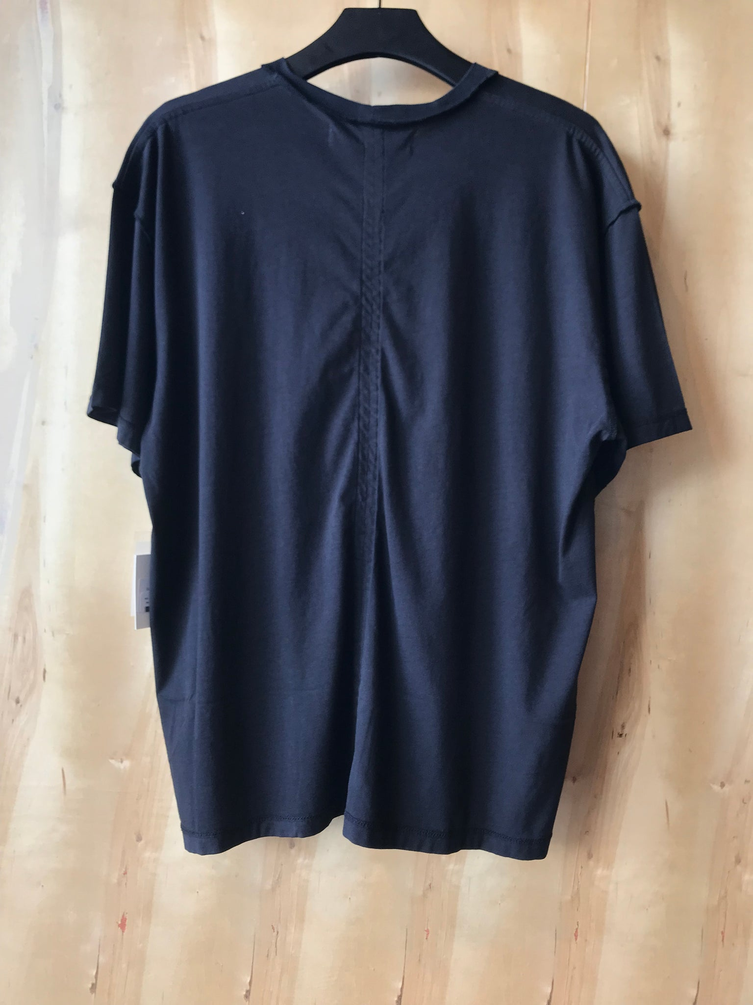SHORT SLEEVE BOXY T SHIRT