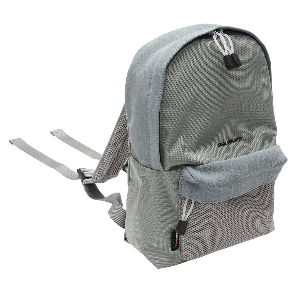 Backpack Silver Grey