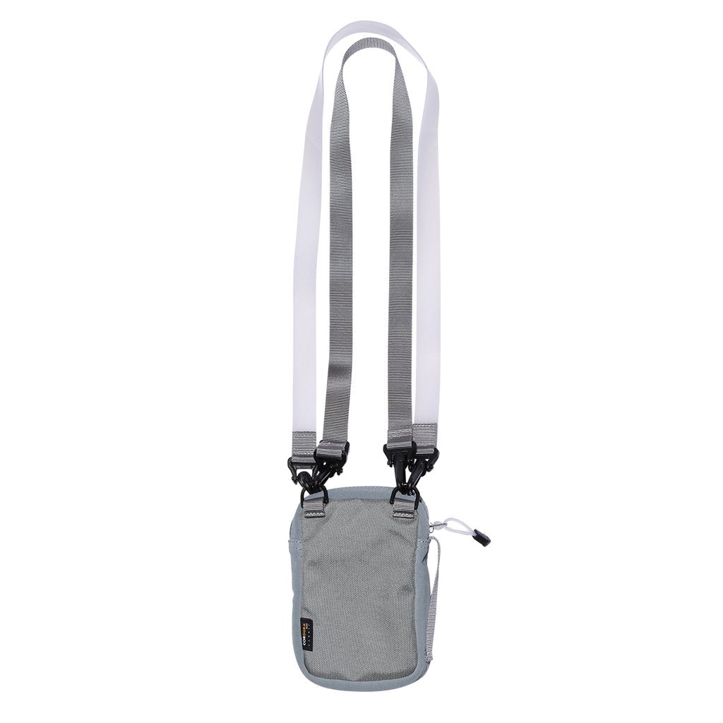 Pouch Bag Silver Grey