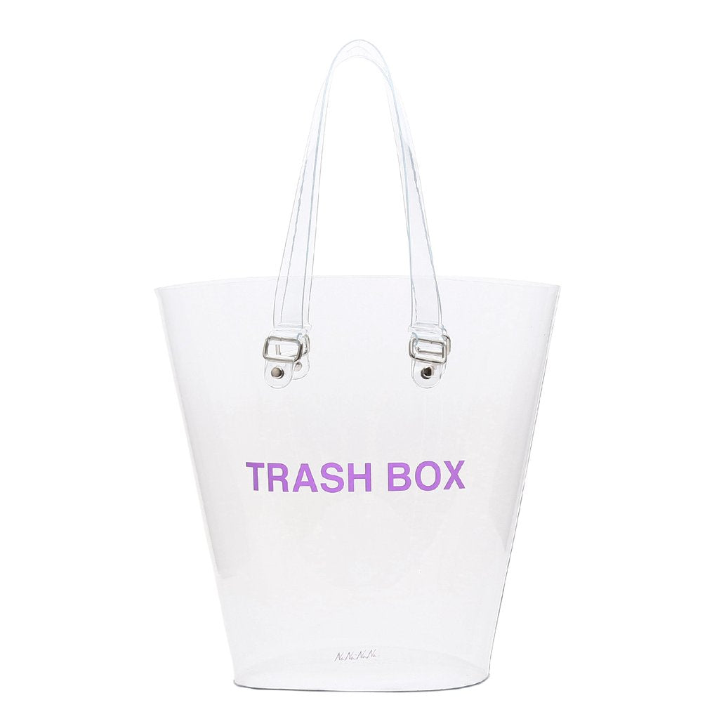 Not a Trash box Clear(Small)