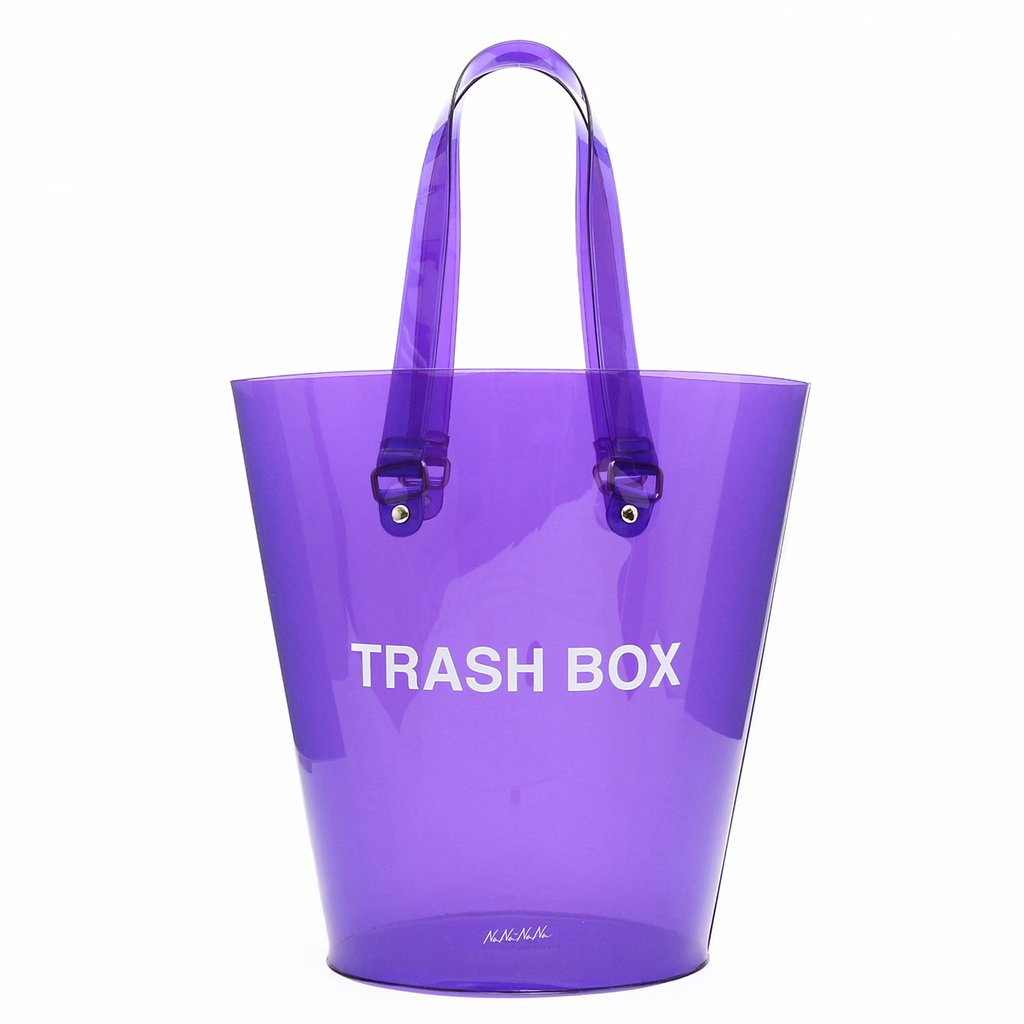 Not a Trash box Purple(Small)