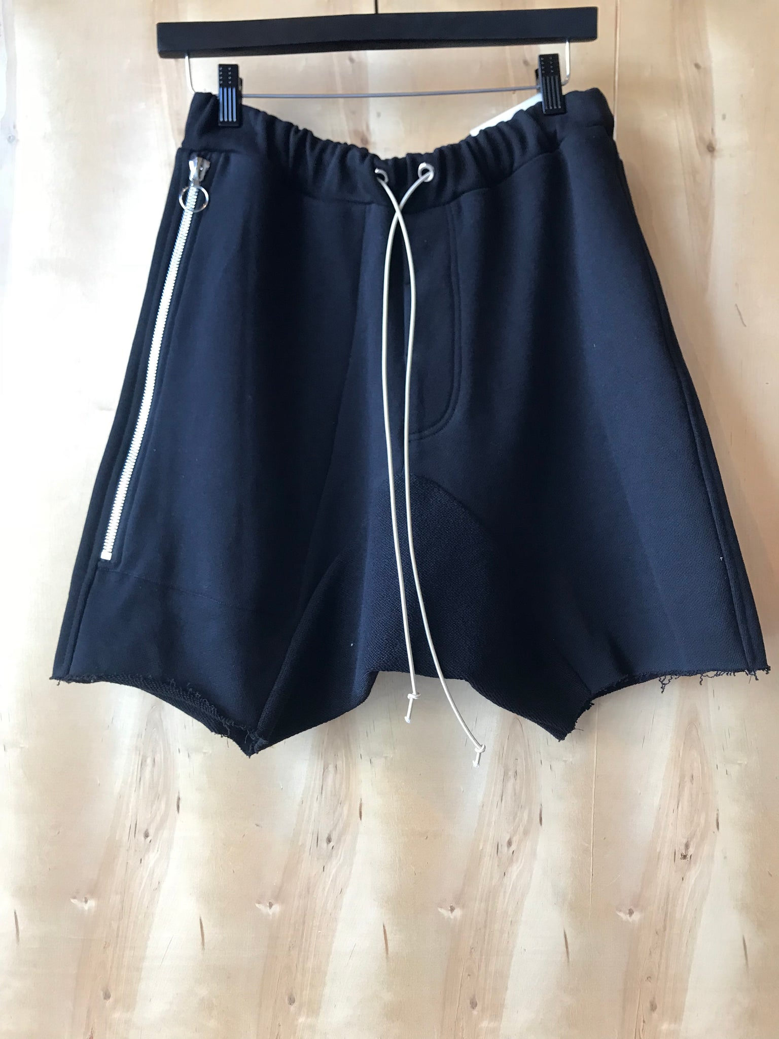 Zipper Shorts